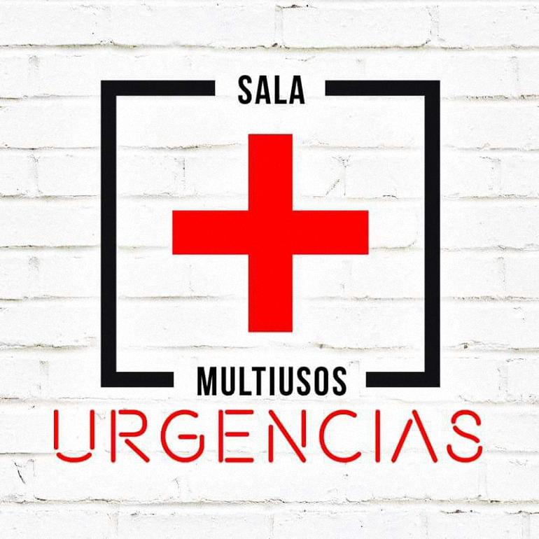 """Sala Multiusos """"Urgencias"""" - Rda. de la Estación, s/n - ALMAGRO"""