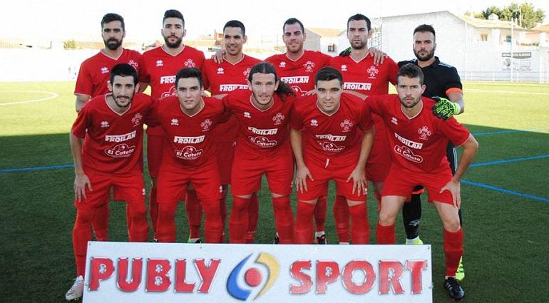 El Almagro CF le gana el derby comarcal al Carrión