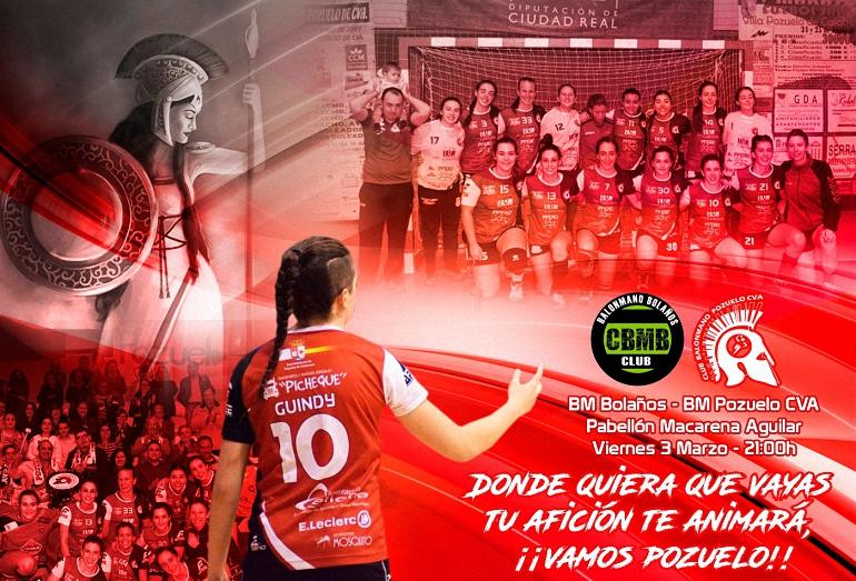 Hoy se disputa el derby regional de la División de Honor Plata Femenina del balonmano nacional