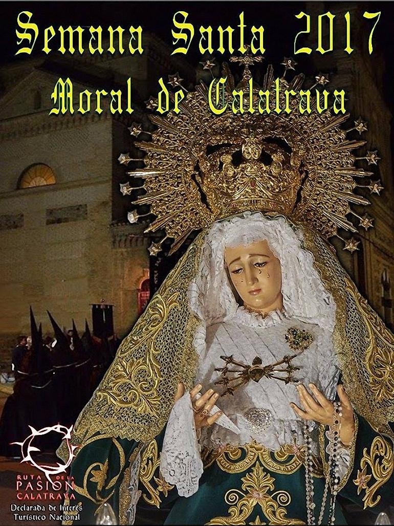 Semana Santa 2017 Moral de Calatrava