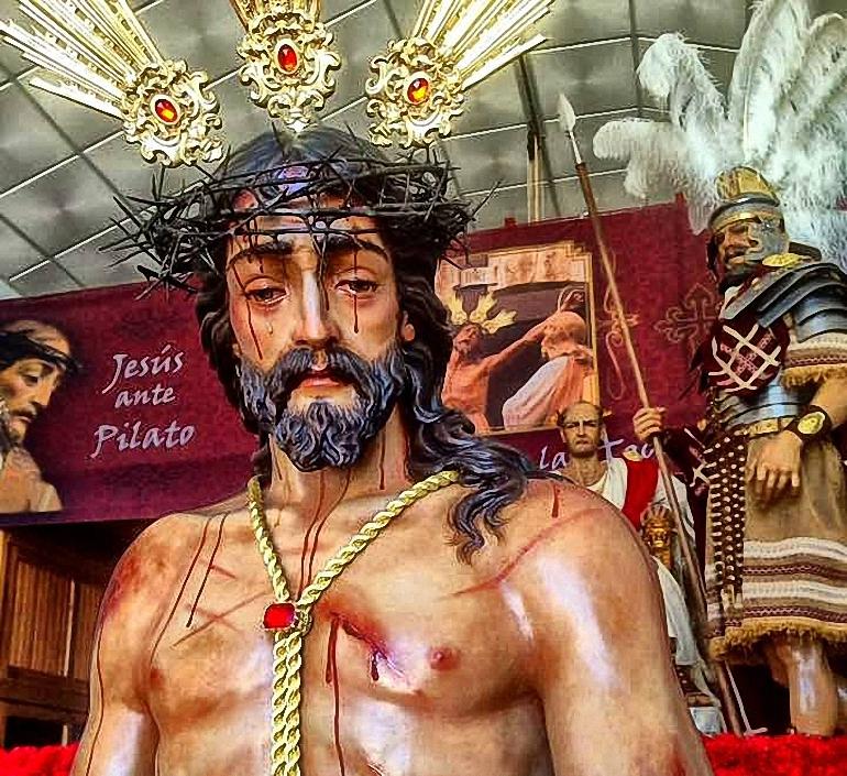 """Semana Santa 2017 Programación """"Miércoles Santo"""""""