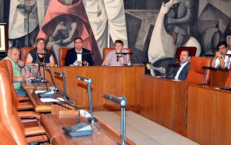 Almagro RSU firma un convenio bienal de 100 mil euros con el Ayuntamiento almagreño para la puesta en marcha de una Ecovía