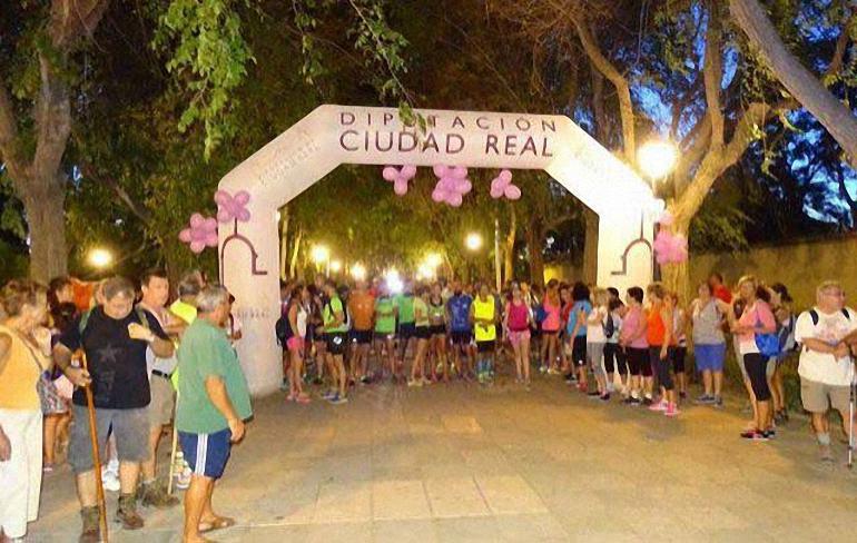 Torralba de Calatrava celebra la la III Quedada Nocturna este viernes para unir deporte y solidaridad