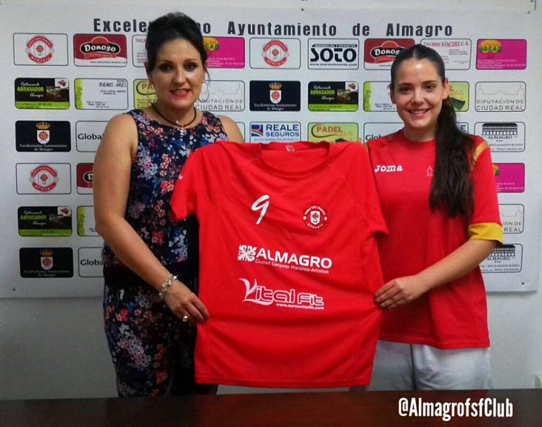 Almagro La pozueleña Mercedes Muñoz ficha por el Almagro FSF