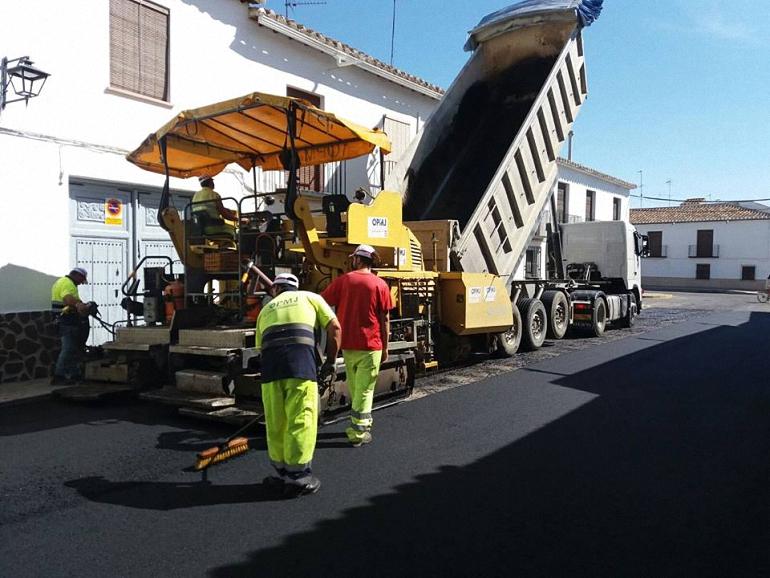 Almagro Los tres partidos de la oposición solicita la inmediata paralización del asfaltado de las calles protegidas por Patrimonio