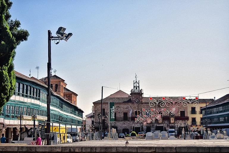 Almagro inicia hoy su semana grande, la Feria y Fiestas 2017