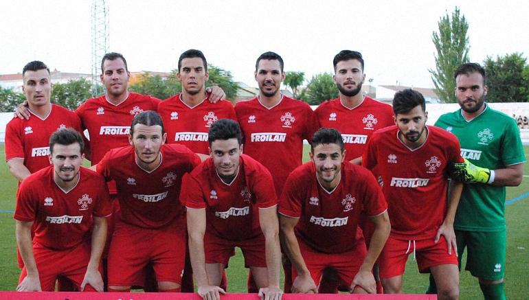 El Almagro CF empata en su debút liguero en Las Pedroñeras
