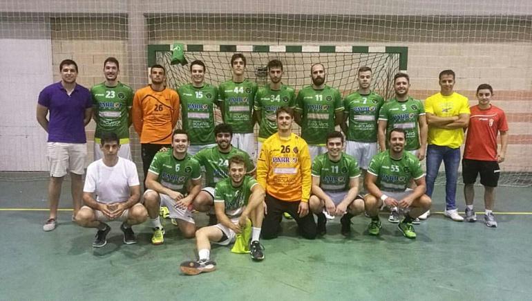 El BM Bolaños se clasifica para la final del Trofeo Diputación