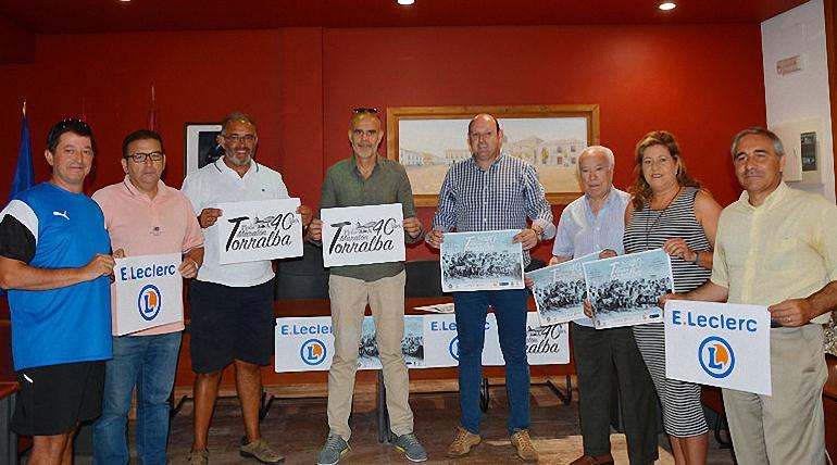 Torralba de Calatrava La Media Maratón cumple 40 años