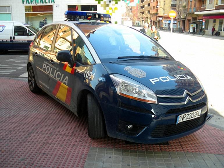 Ciudad Real Detenido in fraganti cuando intentaba huir tras perpetrar un robo con fuerza en un establecimiento hostelero