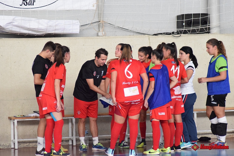 El Almagro FSF se mete en la final de la Copa JCCM tras vencer a domicilio al Chiloeches