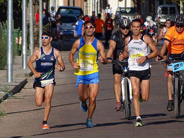 Torralba de Calatrava Más de 480 atlétas pasaron por meta en el XL Medio Maratón Ciudad Real-Torralba
