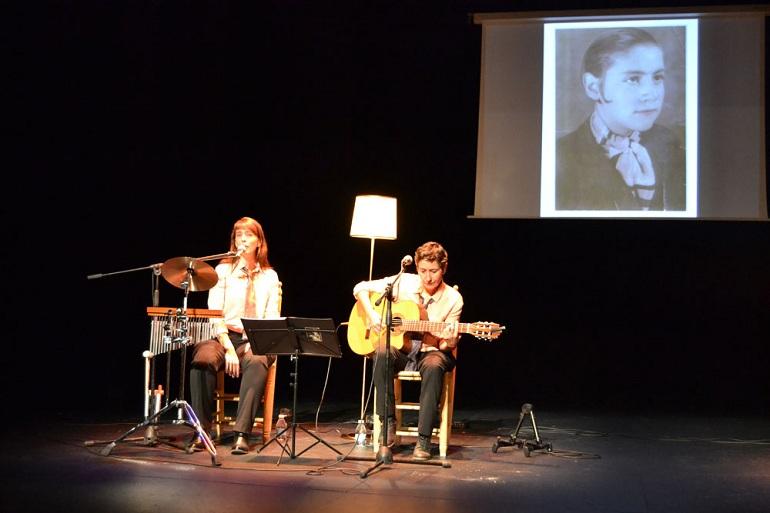 Almagro Gloria Fuertes volvió al Teatro Municipal en el 32 Encuentro de Poesía Española