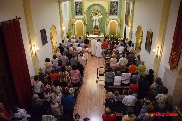 Almagro celebró la festividad de San Miguel en la Ermita de La Magdalena