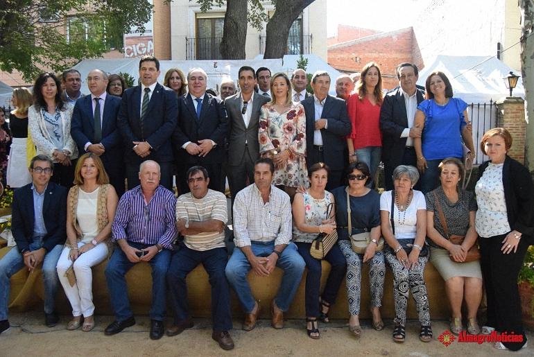 Bolaños cerró la I Feria de la Cebolla del Campo de Calatrava con una excepcional acogida y un gran número de contactos comerciales