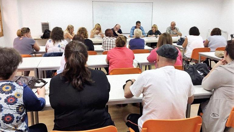 Ciudad Real Se rompen las negociaciones del convenio colectivo de ayuda a domicilio