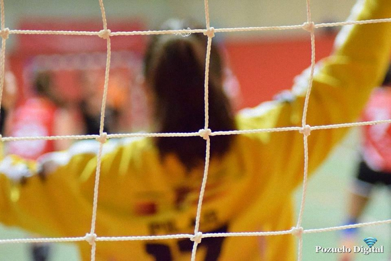El Soliss BM Pozuelo se deja dos puntos en Almería frente a un Vícar más centrado en la segunda mitad