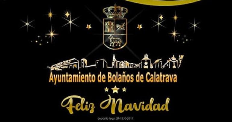 Bolaños dará el pistoletazo de salida a la Navidad 2018 con el encendido del alumbrado navideño el próximo 8 de diciembre