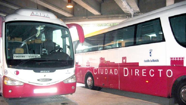Castilla La Mancha Los menores de 30 años tendrán una reducción del 50 por ciento en los autobuses de la región
