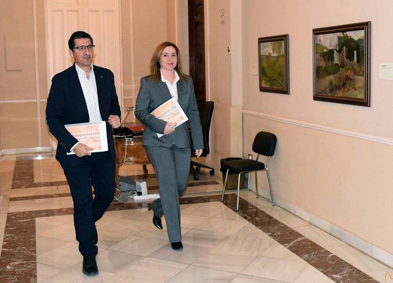 La Diputación Provincial de Ciudad Real presentó sus presupuestos para el próximo año por un total de 107 millones de euros