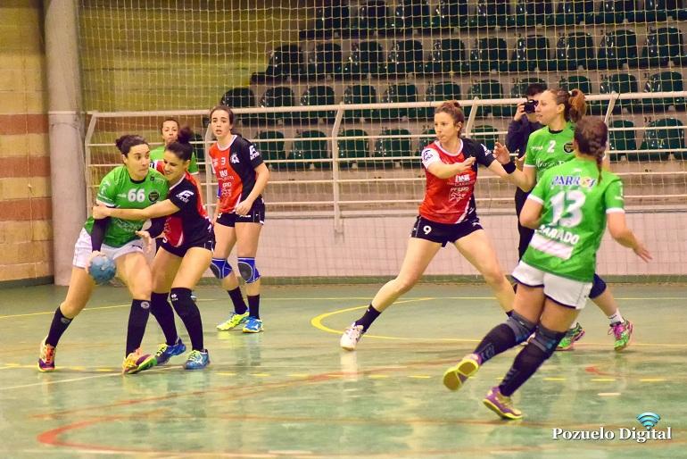 Llega el derby provincial de la División de Honor Plata Femenina del balonmano Nacional