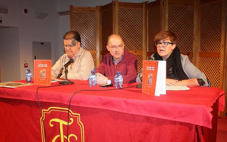 Torralba de Calatrava Manuel Ciudad y su novela Nuestras vidas son los ríos, abrieron las II Veladas en Las Cerchas