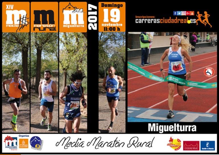 XIV Media Maratón Rural Villa de Miguelturra