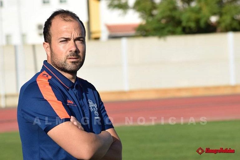 Almagro Chule deja de ser el entrenador del Almagro CF por motivos personales