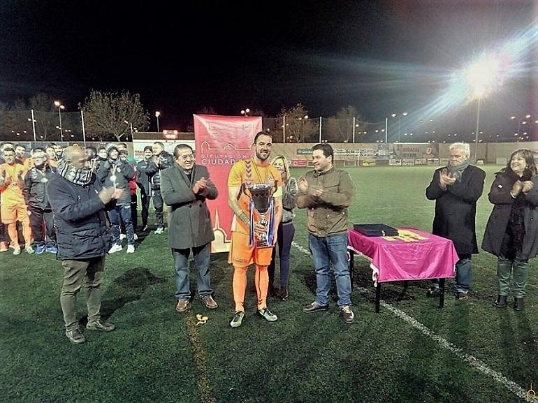El Socuéllamos se alza con el XXIII Trofeo Diputación Provincial de Fútbol