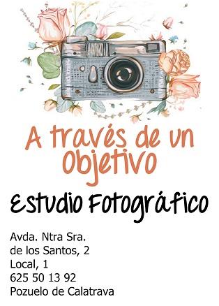 """Estudio Fotográfico """"A través de un objetivo"""" - Avda. Ntra. Sra. de los Santos, 2 - POZUELO DE CVA"""
