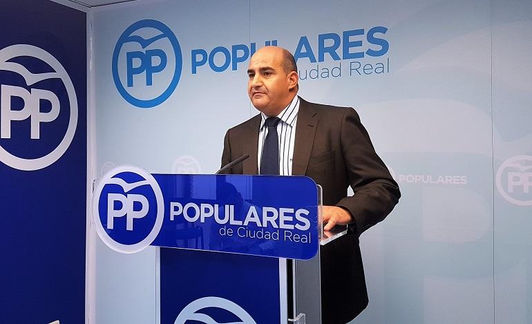 Pozuelo de Calatrava Julián Triguero denuncia que el Ayuntamiento tiene que pagar casi 255 mil euros de una sentencia heredada durante la legislatura del PSOE
