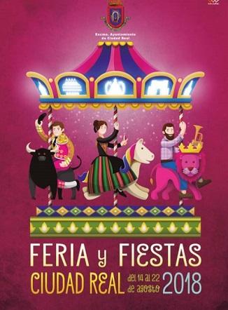 Feria y Fiestas Ciudad Real 2018