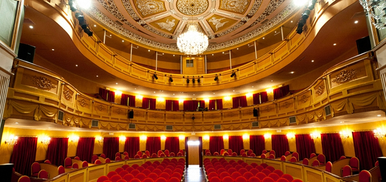 Teatro Municipal. Fitca40