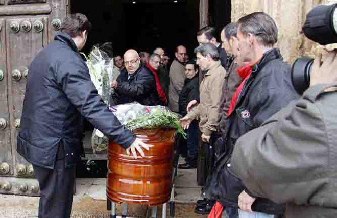 Valdepeñas Dos detenidos confesos por el homicidio de Ángel Osorio