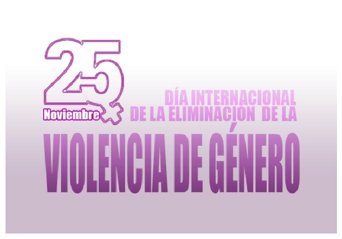 Almagro celebra hoy el Día Internacional contra la Violencia de Género