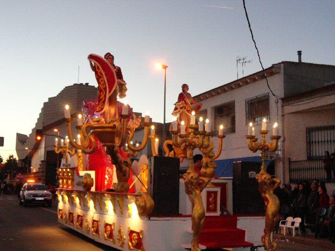 Bolaños Bases del XXXIII Desfile Regional de Carrozas y Comparsas