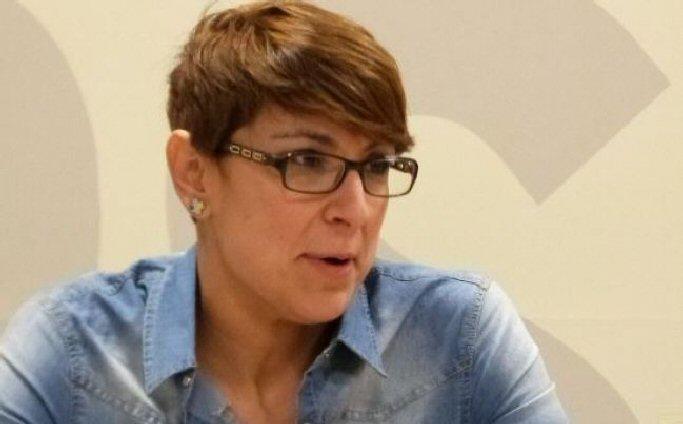 Daimiel Eva María López, candidata del PSOE a la Alcaldía