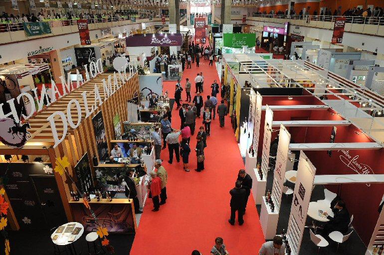 El Pabellón Ferial de Ciudad Real acogerá la Feria Nacional del Vino entre el 12 y el 14 de mayo