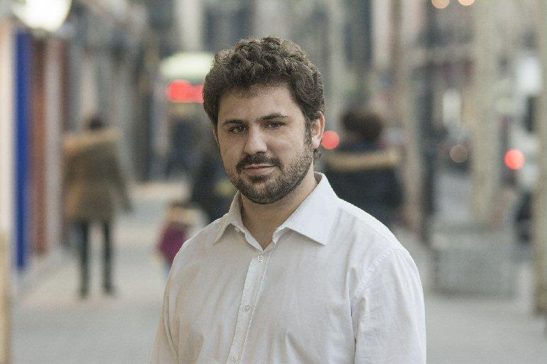 Jorge Fernández es ya oficialmente candidato a las primarias de IU en Castilla-La Mancha