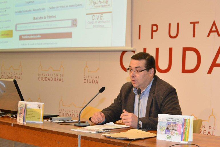 La Diputación de Ciudad Real garantiza la Administración Electrónica en toda la provincia