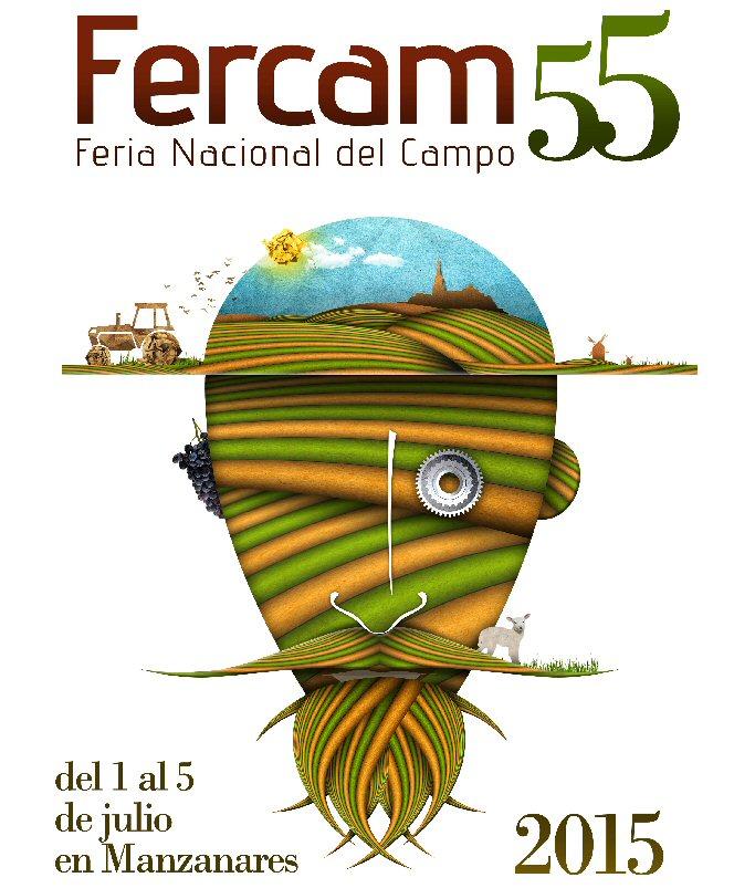 Manzanares Don Quijote protagoniza el cartel de FERCAM 2015