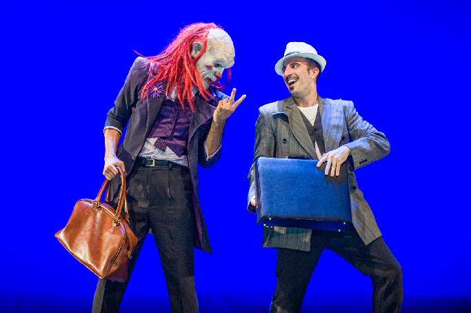 Manzanares Yllana vuelve al Gran Teatro con The Gagfather hoy sábado a las 2000 horas