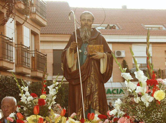 Miguelturra Festividad de San Antonio Abad