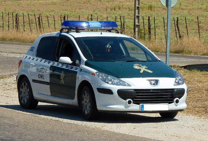 Moral de Calatrava Hallada una persona inconsciente en el suelo por la Guardia Civil