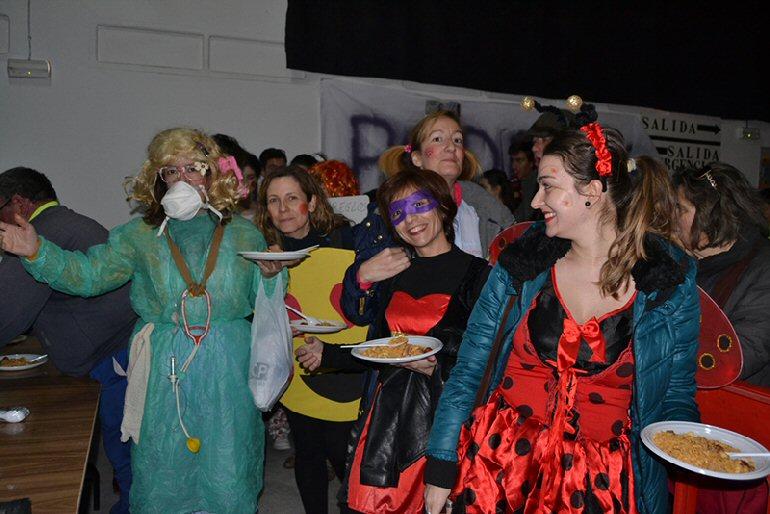 Almagro Lunes de Carnaval, Lunes de Migas