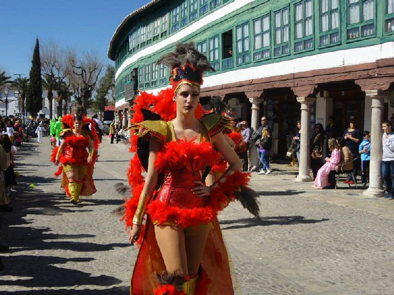 Almagro Programa del Carnaval 2015