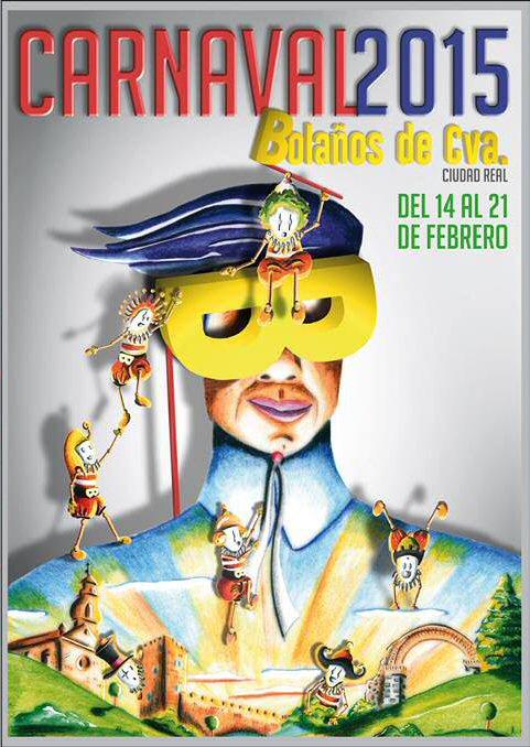 Bolaños Programa Carnaval 2015
