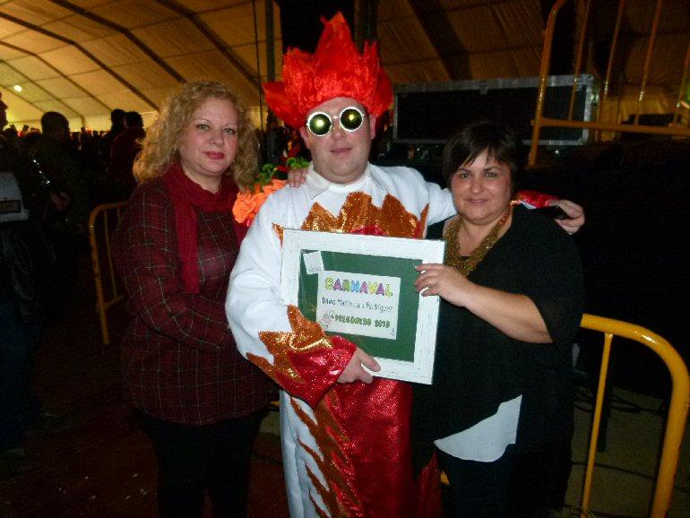 Manzanares Divertidísimo pregón para arrancar con el Carnaval 2015