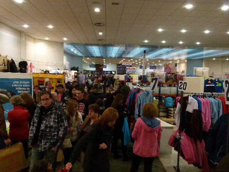 Manzanares Valoración muy positiva de la 8ª Feria del Stock
