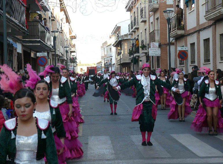 Miguelturra El XXXV Concurso Regional de Murgas, Comparsas y Carrozas cerrará el Carnaval 2015